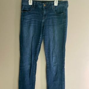 Navy Blue Liverpool Jeans